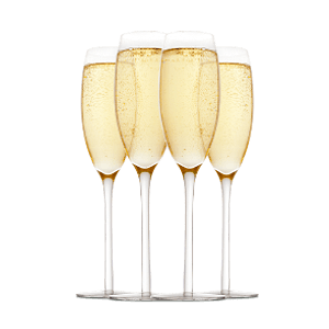 SPIJSgirls Champagnetoren